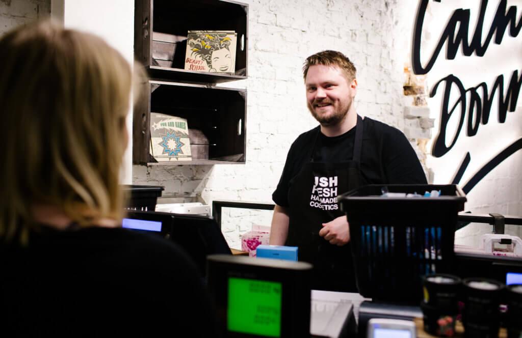 Lush Leidsestraat Shopmanager